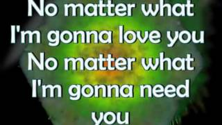 No matter what by Kerrie Roberts ( with lyrics )