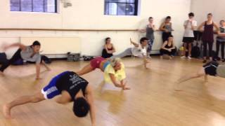PARAMORE LAST HOPE CHOREOGRAPHY BY MELODY SQUIRE @ PINEAPPLE DANCE STUDIOS