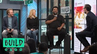 """Craig Robinson, Lisa Kudrow And Wyatt Russell Discuss Their Film, """"Table 19"""""""