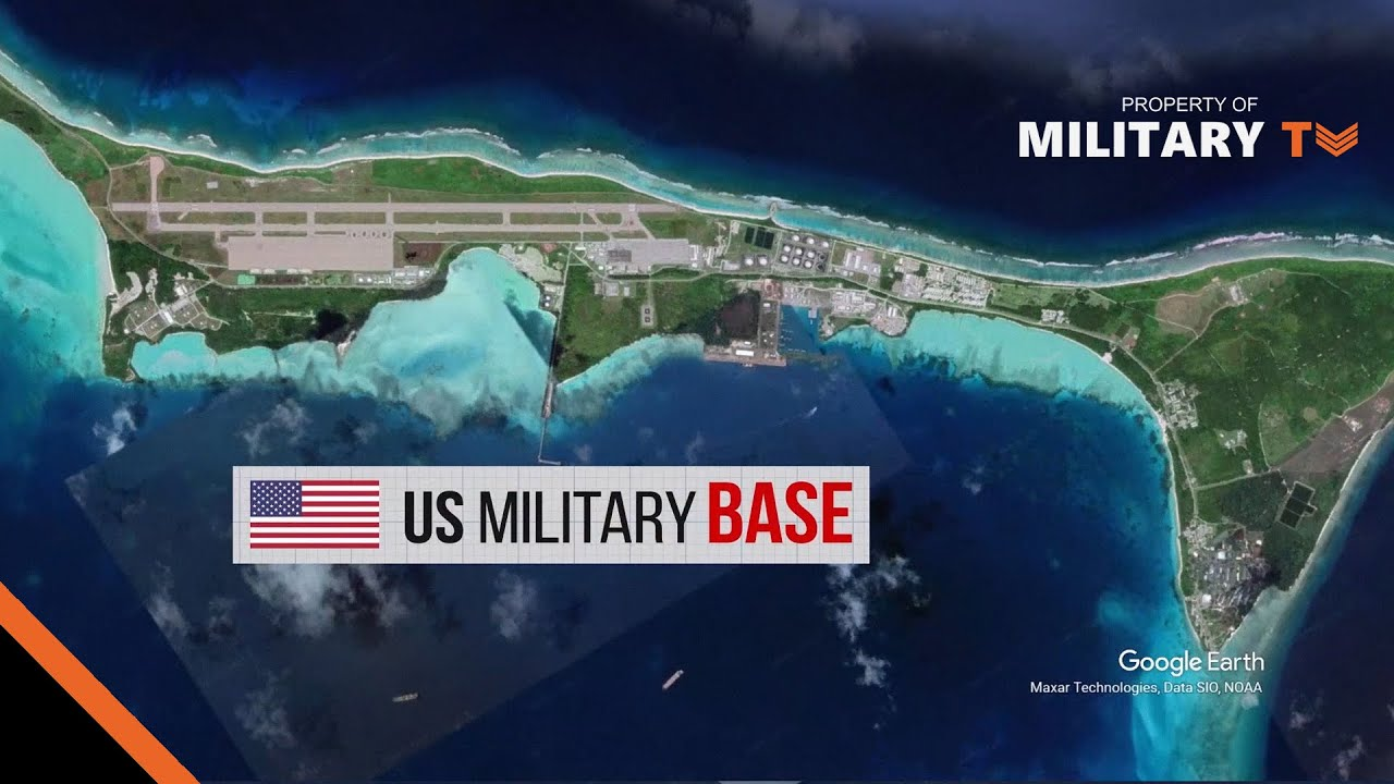 Diego Garcia: The Strategic U.S Military Base in Indian Ocean