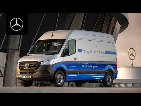 Mercedes-Benz Sprinter пасc.
