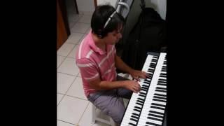 Santo Somente é o Senhor - Adoradores - Instrumental piano