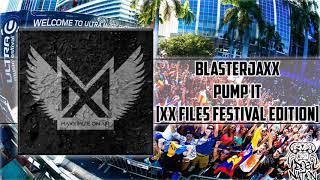 Blasterjaxx   Pump it MS OSIRYS