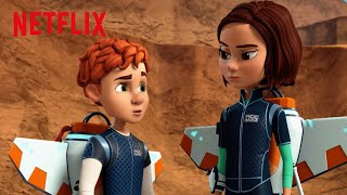 Lost in the Sandstorm | Spy Kids: Mission Critical | Netflix
