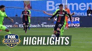 Bayer Leverkusen vs. Hannover 96 | 2018-19 Bundesliga Highlights