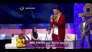 "Yo me llamo - Abel Pintos ""CACTUS"""