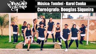 Coreografia Tombei (Karol Conka feat. Tropkillaz) - CIA Geração Futuro