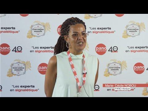 Interview concessionnaire Marie-Cécile de PANO Abidjan