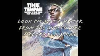 Tinie Tempah ft. Eric Turner - Written in the Stars Lyrics