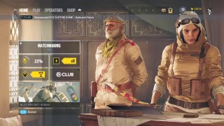 Rainbow six siege/Friendly 1v1s/1.0 KD/Road to gold 1(giveaway at 100)