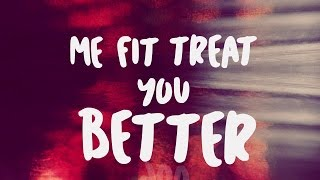 Mirabel - Treat You Better (Cover) [Lyric Video] | Freeme TV