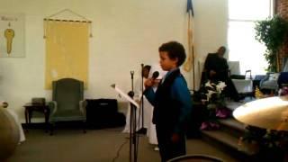 Kieon & Nathan Easter speeches
