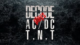 AC/DC - T.N.T (Cover) by Decode