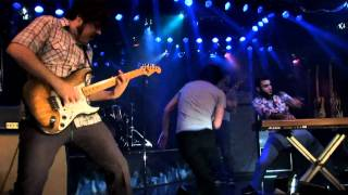 Foxy Shazam - Dangerous Man - Live On Fearless Music HD