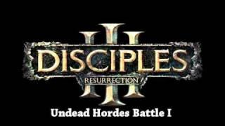 Discipes 3: Resurrection (Undead Hordes Battle 1) OST