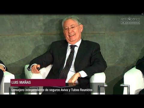 Jornada financiera Renta 4 Banco: 2016 ¿Tomar riesgos o preservar el patrimonio? Intervención de D. Luís Mañas