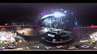 Rock in Rio 2015 VIDEO 360 GRAUS : Seal tocando Crazy