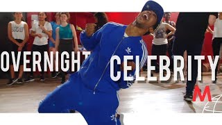 Overnight Celebrity - Twista / Kanec Choreography