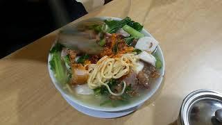 Indonesian Food | Manado Sulawesi Utara - Mie Ba Serimpi