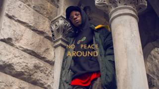 Joey Badass ft. J.cole Type Beat - No Peace Around l Accent beats l Instrumental l type beat