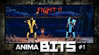 Mortal Kombat NA VIDA REAL - animaBITS