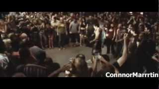 Never Back Down | Bangarang - Skrillex | Music Video