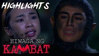 Sarah gets emotional with Iking's situation   Hiwaga Ng Kabmbat