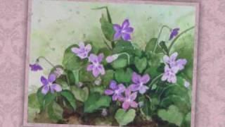 Violets - Andrey Cechelero