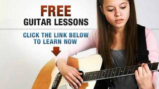 Bendigo Guitar Lessons - Learn To Play Guitar Online For FREE