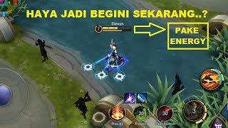 HAYABUSA REWORK Skill Quick Gameplay (USER HAYA WAJIB LIAT) - Mobile Legends