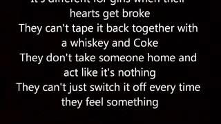 Different for Girls Dierks Bentley ft Elle King Lyrics
