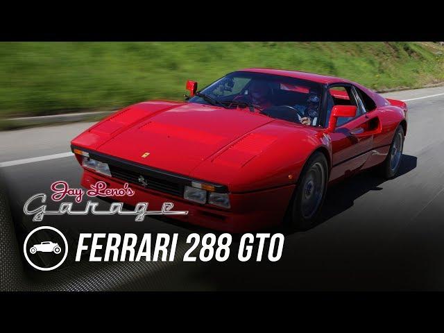 1985 Ferrari 288 GTO - Jay Leno's Garage