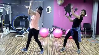 Level up by Ciara | Zumba Fitness | Choreography
