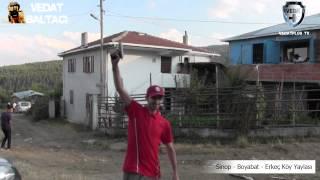 Erkeç Köyü Yaylasın'da Silah Show
