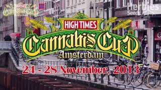 Amsterdam Cannabis Cup 2013 Trailer