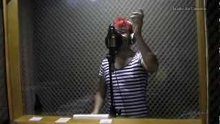 Forró Boys Gravando CD Volume 04 Estúdio Imagem Interativa