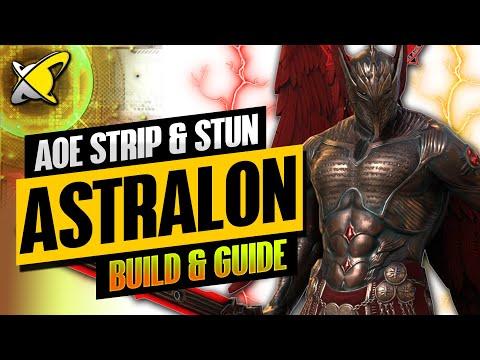 """STRIP & STUN"" Astralon Build, Guide & Masteries | Best Legendary Champions | RAID: Shadow Legends"