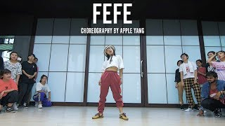 "6ix9ine feat. Nicki Minaj ""FEFE"" Choreography by Apple Yang"