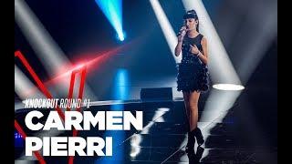 """Carmen Pierri  """"Don't Call Me Up"""" - Knockout - Round 1 - TVOI 2019"""