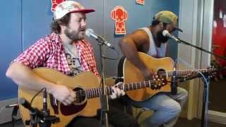 "Busby Marou - ""Girls Just Wanna Have Fun"" Live Acoustic"