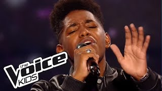 The Voice Kids 2015 | Lisandro - Run to You (Whitney Houston) | Finale