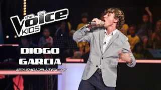 Diogo Garcia vence o The Voice Kids