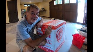 VILLA FELIZ - EPISODE 369: #2 BALIKBAYAN BOX HAS ARRIVED (House Building in the Philippines)