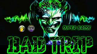 super basse: BAD TRIP / HARD PSY TRANCE (2016)