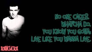 Drake Bell - I Found A Way (Theme for Drake & Josh) Lyrics on Screen (HD)