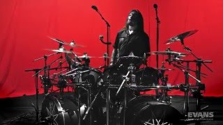 Evans: Jay Weinberg   Set the Tone (Interview)
