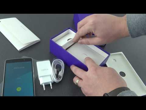 Unboxing Telefon Tp-Link C5 Max