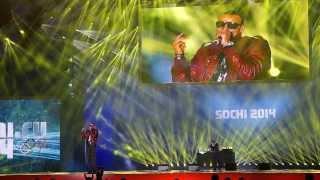 Mohombi LIVE (Medals Plaza, Sochi)