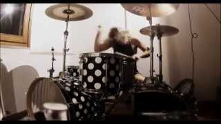 W.A.S.P. - I Wanna Be Somebody (Drum Cover)