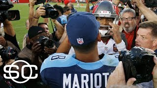 Mariota And Winston: Promising Young QBs Show Bright Futures | SportsCenter | ESPN